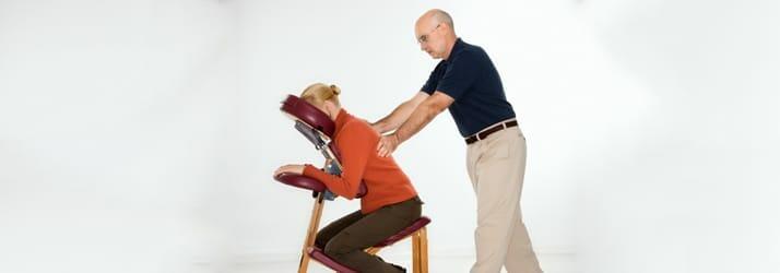 Chiropractic Bartlett IL Chair Massage