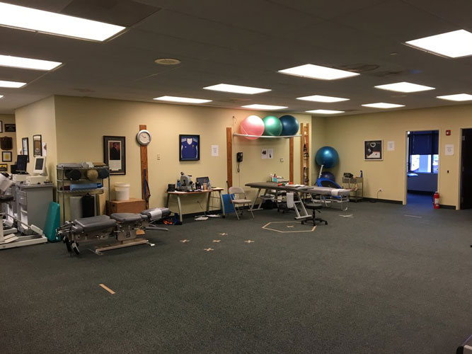 Chiropractic Bartlett IL Treatment Area