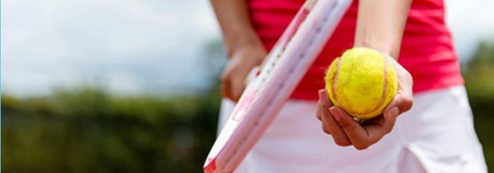 Chiropractic Elmhurst IL Tennis Player